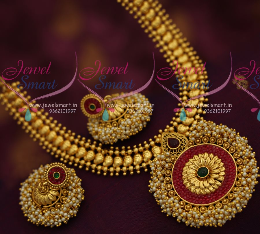 NL7401 Latest Gold Leaf Design Fashion Jewellery Necklace Set Kemp