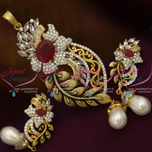 Ps8497 exclusive latest fusion designer jewellery pendant set gold ps8497 exclusive latest fusion designer jewellery pendant set gold imitation collections mozeypictures Image collections
