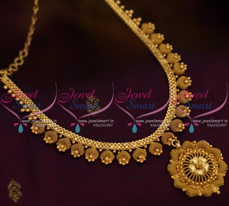 pin gold models and design necklace simple designs catalogue