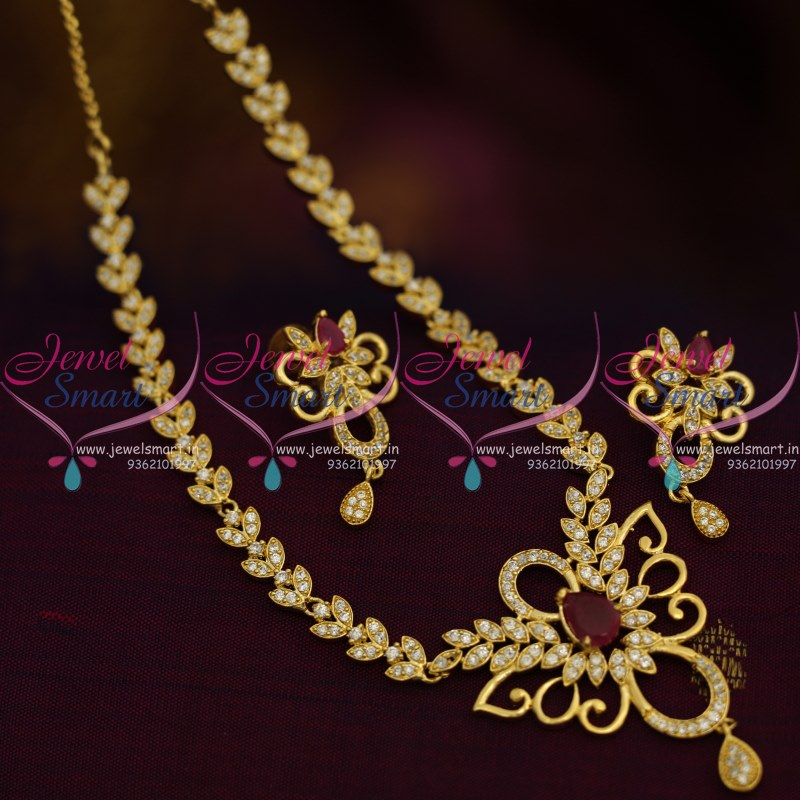 gold design simple jewellery models necklace designs