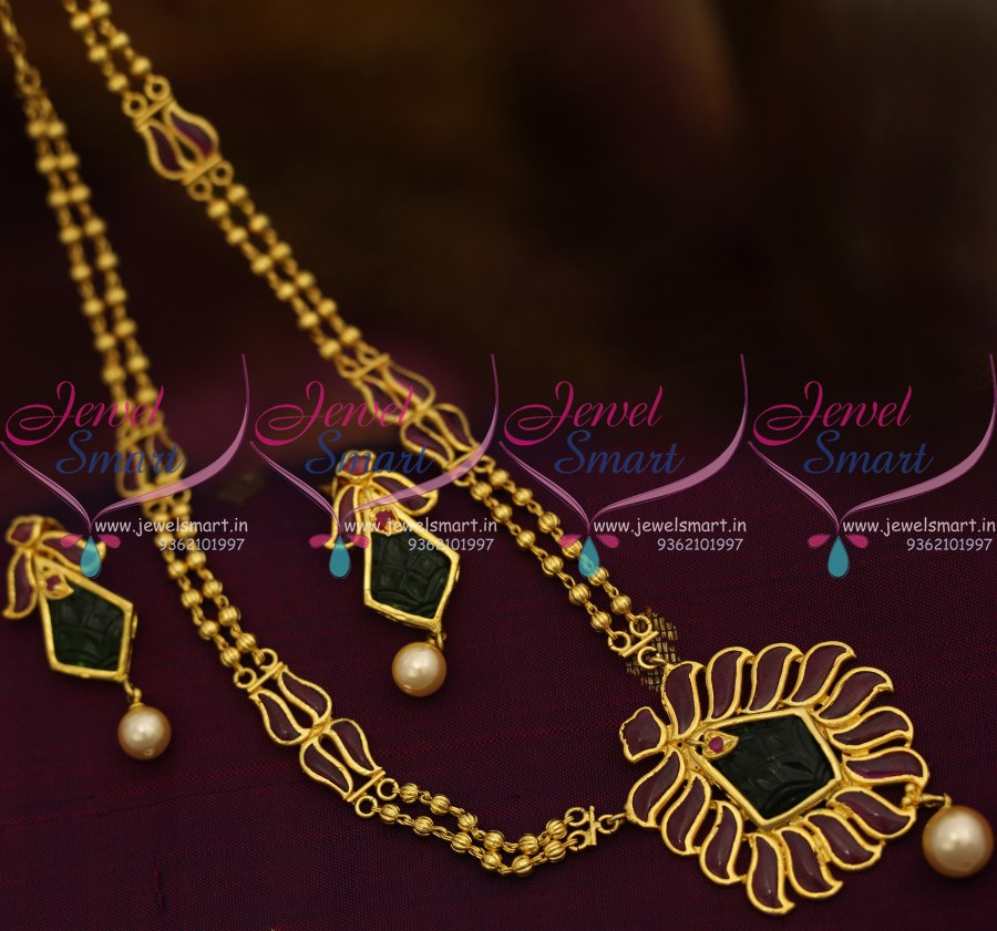 1 Gram Beads: NL8912 Exclusive Gold Design One Gram Delicate Beads Model