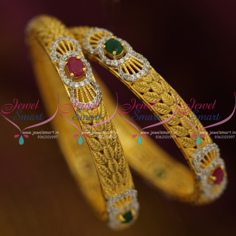 b8899 matte gold plated ruby emerald exclusive fusion
