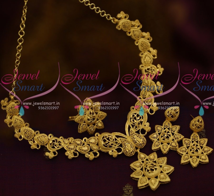 jewel product chain weight set necklace light collections gold