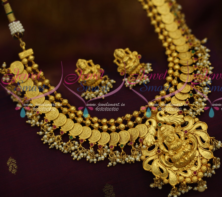 nl11473 temple jewellery one gram gold designs traditional
