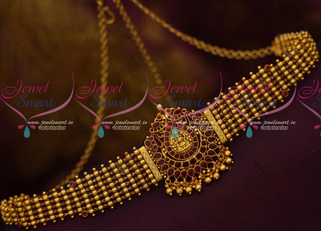 traditional kumil gm mani chidambaram kerala online design thick indian pure jewelry south chain beads gold jewellery one plated