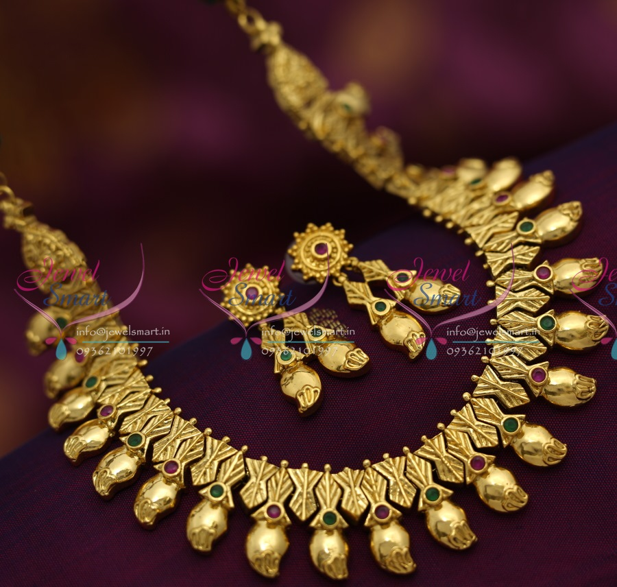 tnl0403 indian traditional imitation jewellery mango