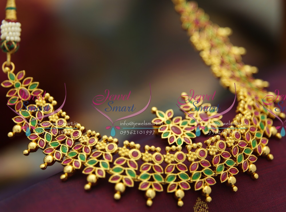 Nl3162 South Indian Traditional Trendy Jewellery