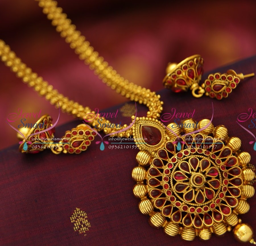 plated jewellery buy online set locket design handmade kemp jhumka chains fancy gold img chain