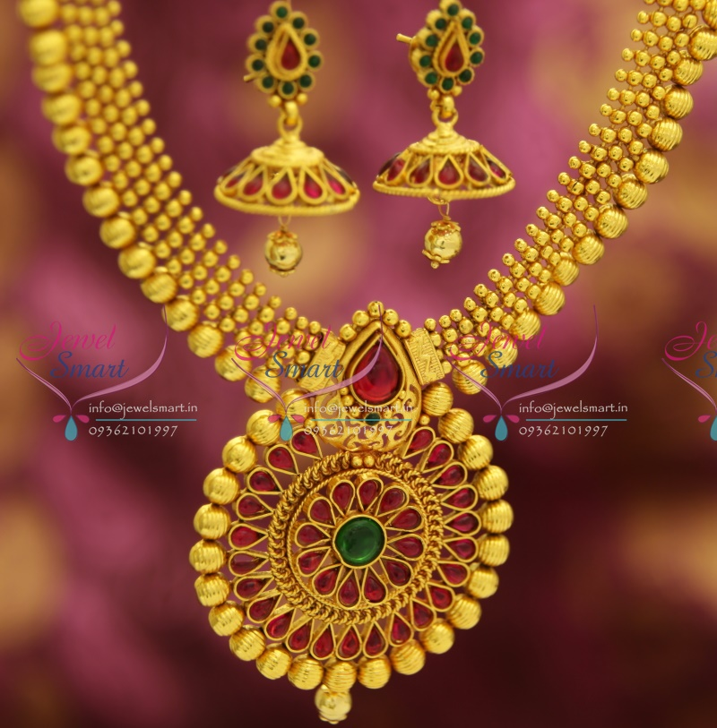 Gold jewelry necklace designs