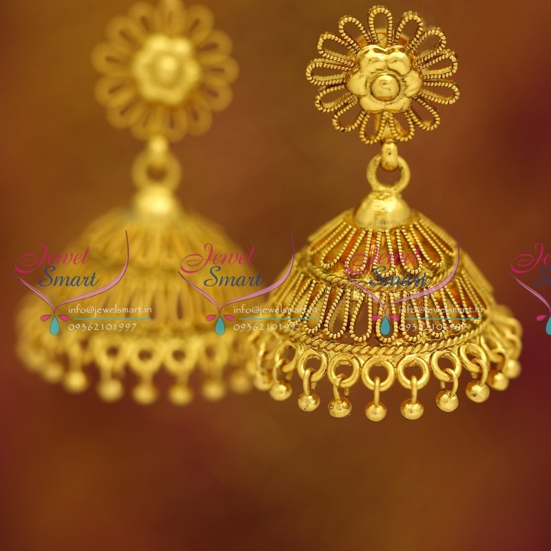 j3665 antique gold plated nagas stylish sprial design