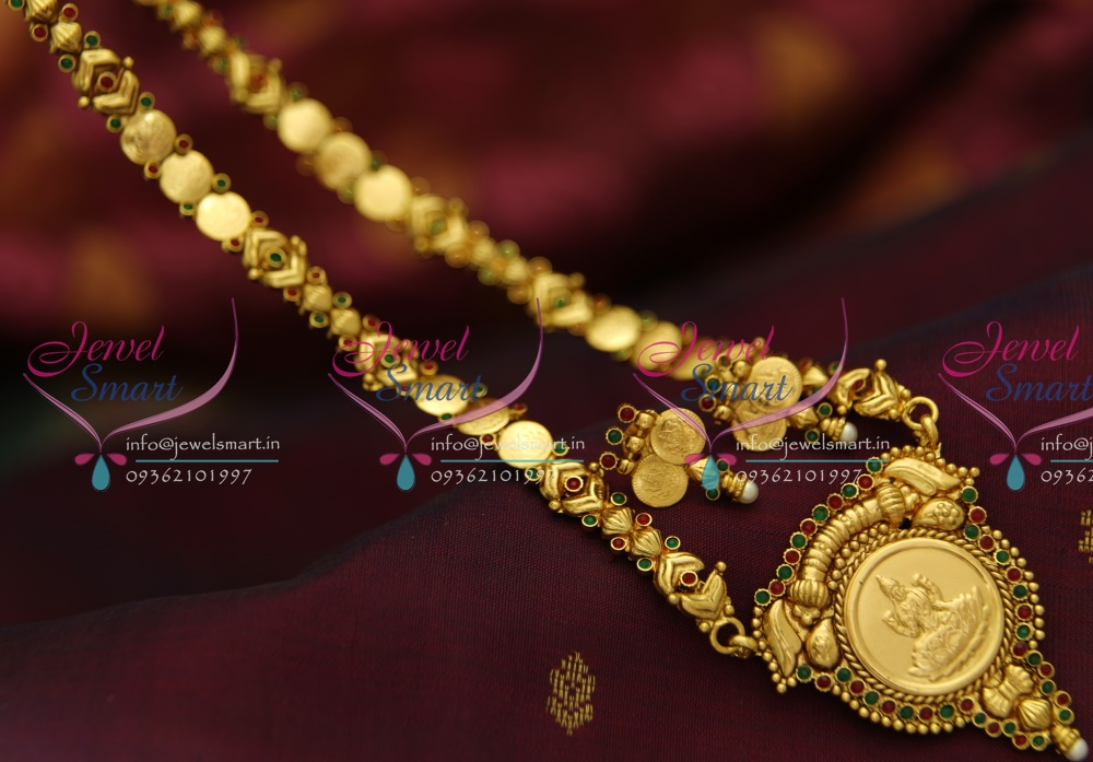NL3967 Indian Traditional Temple Jewellery Antique Gold Plated ...