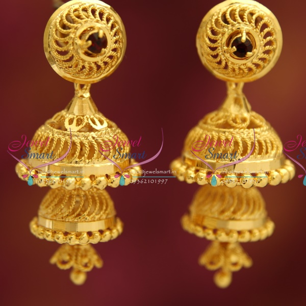 Plactic Gold Rings