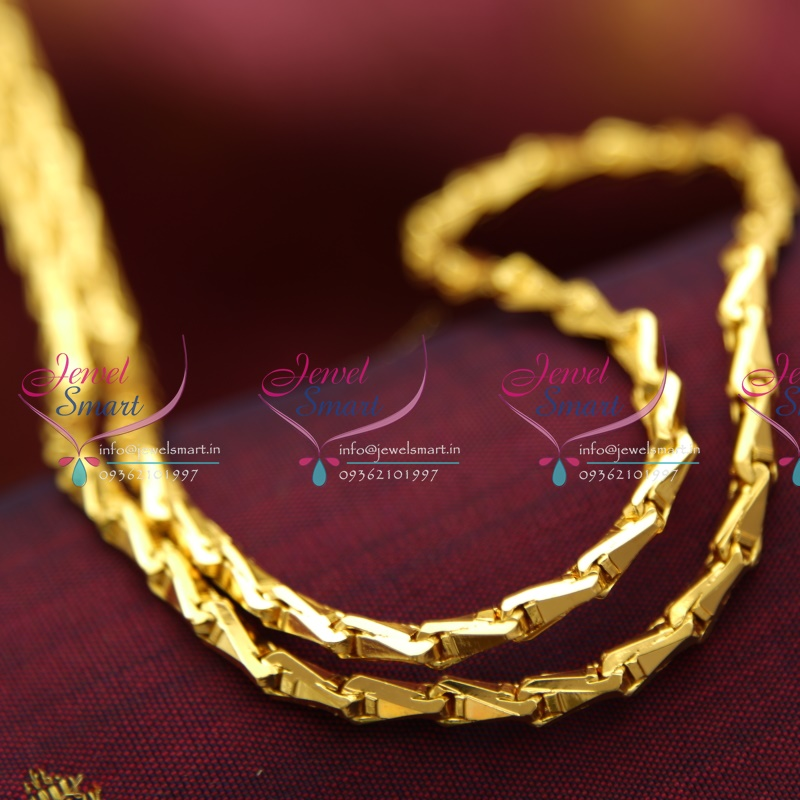 C0023 Chain 24 Inches Length Party & Daily Wear Traditional Fancy ...