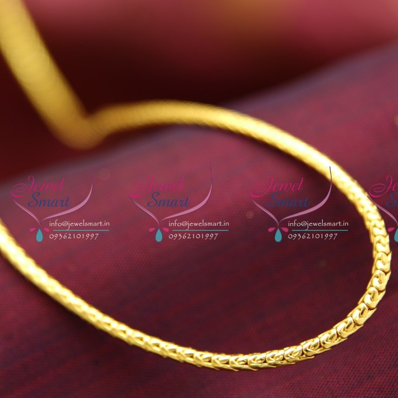 C4250 Kodi Chain 24 Inches Length Party & Daily Wear Traditional ...