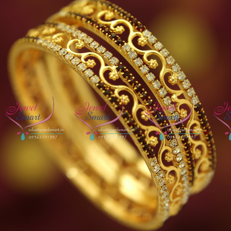 White gold and gold mix wedding rings