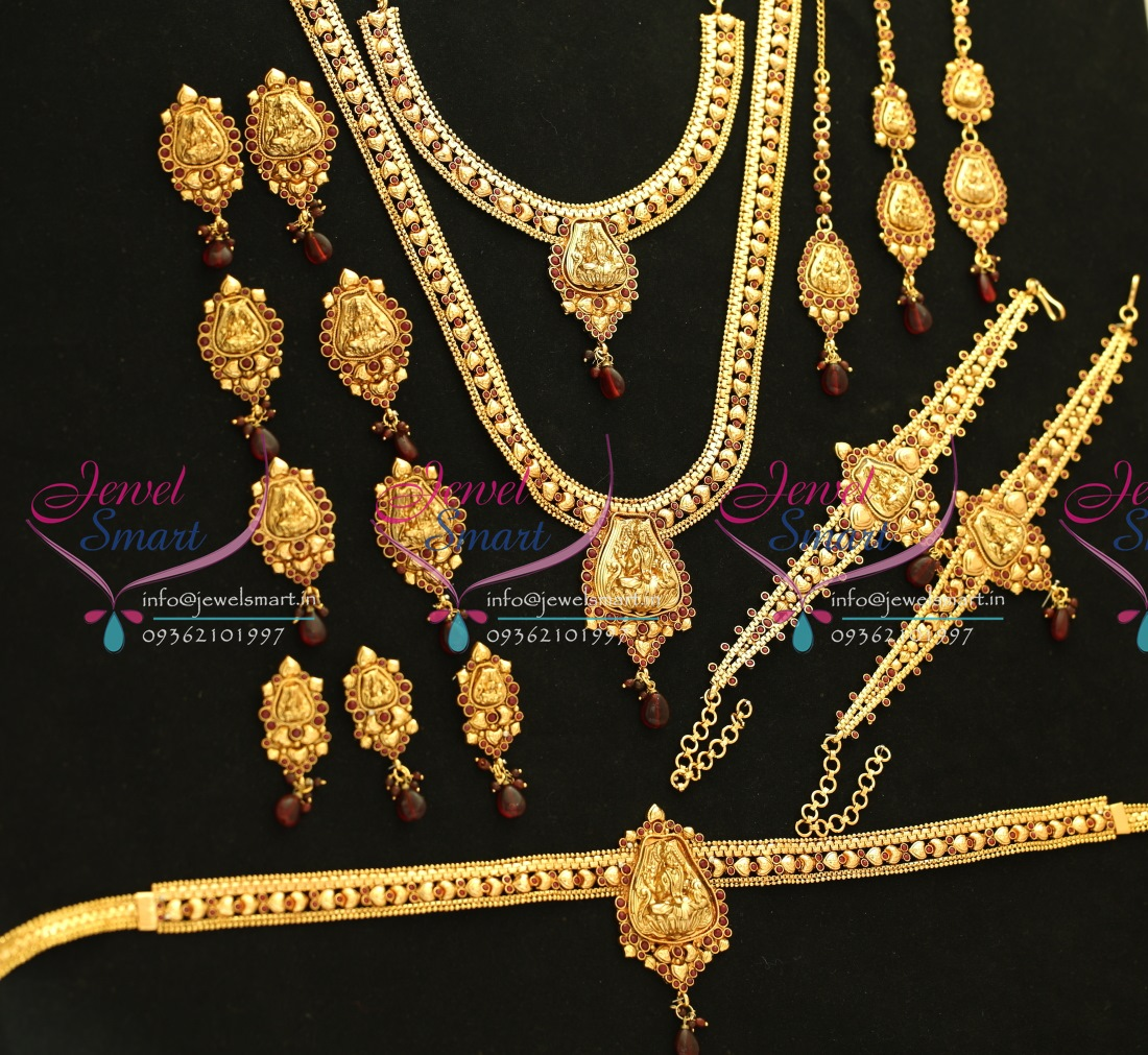 W5670 Temple Bridal Indian Traditional Grand Wedding