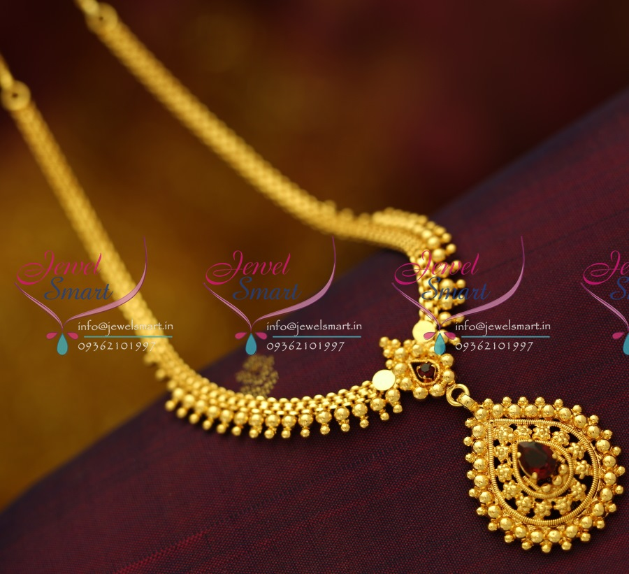 nl5936 beads design gold plated short necklace fashion