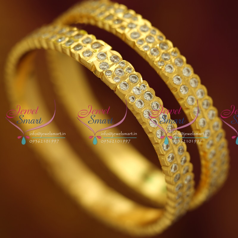 B5980s 2 4 Size South Indian Traditional Gold Design