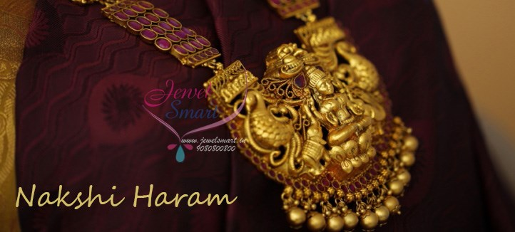 antique-gold-plated-nagas-nakshi-jewellery-traditional-wedding-collections-buy-online