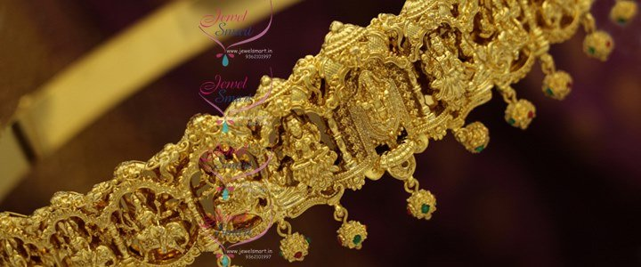 Jewelsmart Indian Traditional Gold Designs Plated