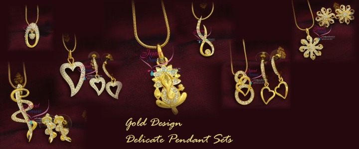 Gold-design-guaranteed-pendant-sets-diamond-finish