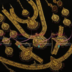 full-bridal-jewellery-set-traditional-south-indian-mango-design-wedding-collections