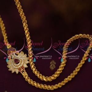 24-inches-twisted-thick-design-chain-peacock-mugappu-south-indian-fashion-jewellery-online