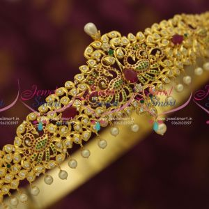 ad-peacock-one-gram-gold-plated-vaddanam-traditional-design-collections