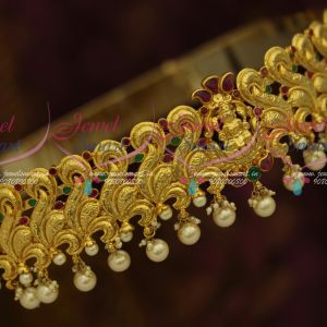 Temple Jewellery Vaddanam Hip Belt Latest South Indian Bridal Collections Gold Plated Online