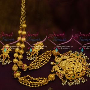 Traditional Nakshi Beads Gundla Mala One Gram Temple Jewellery Collections Buy Online