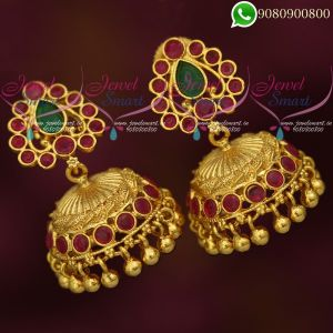 Jhumkas Online Traditional South Indian Jewelry Online