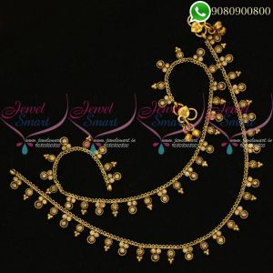 Anklets Payal Low Price Antique Fancy Design Artificial Jewellery