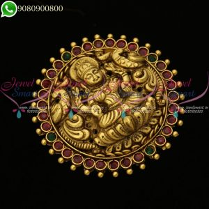 Temple Jewellery Bridal Finger Rings Traditional Adjustable Jewellery Online