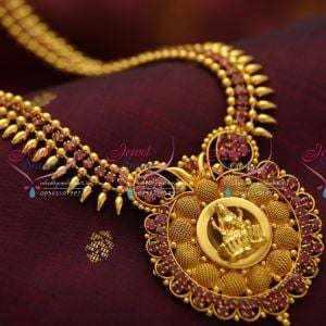 delicate-beads-design-gold-plated-ruby-emerald-temple-south-indian-haram-quality-fashion-jewellery-low-price-buy-online