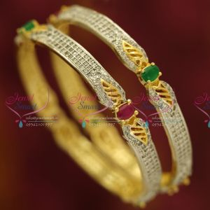 one-gram-jewellery-white-american-diamond-sparkling-stones-gold-plated-exclusive-design-bangles-online
