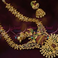 cz-ruby-rich-look-ruby-necklace-big-jhumka-earrings-imitation-jewellery-new-designs