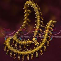 antique-gold-plated-beads-design-payal-anklets-legchains-fashion-jewellery-online