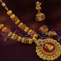antique-gold-plated-traditional-imitation-jewellery-temple-gundla-mala-buy-online