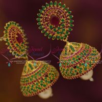 ruby-emerald-big-broad-jhumka-earrings-pearl-drops-fashion-jewellery-collections-online
