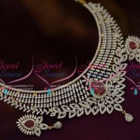 broad-grand-two-tone-gold-silver-american-diamond-necklace-low-price-jewellery