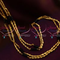 crystal-beads-rettai-vadam-gobi-chain-double-strand-24-inches-daily-wear-imitation