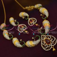 ruby-cz-delicate-gold-grand-look-diamond-finish-jewellery-necklace-set-online
