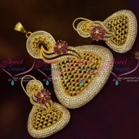 ruby-exclusive-latest-fusion-designer-jewellery-collections-pendant-set-gold-imitation-collections