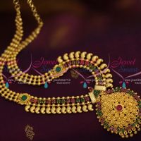 simple-mango-design-ruby-emerald-traditional-south-indian-imitation-necklace