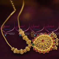south-indian-traditional-roll-kodi-beads-chain-gold-design-plated-fancy-pendant