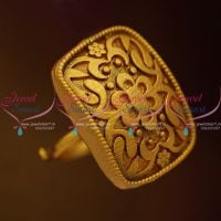 nakshi-antique-matte-gold-reddish-finish-adjustable-finger-rings-buy-online-latest-designs
