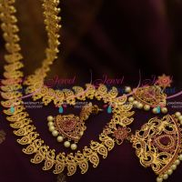 ruby-stones-peacock-traditional-design-broad-long-necklace-haram-collections-online