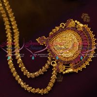 ruby-one-gram-gold-plated-south-indian-chain-pendant-temple-nagas-traditional-jewellery