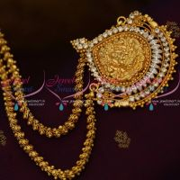 white-ad-one-gram-gold-plated-south-indian-chain-pendant-temple-nagas-traditional-jewellery