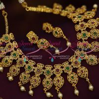 uncut-design-polki-ruby-emerald-traditional-gold-design-broad-necklace-online